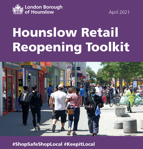 Hounslow Business retail and hospitality reopening toolkits