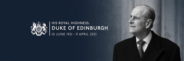 His Royal Highness The Prince Philip, Duke of Edinburgh.