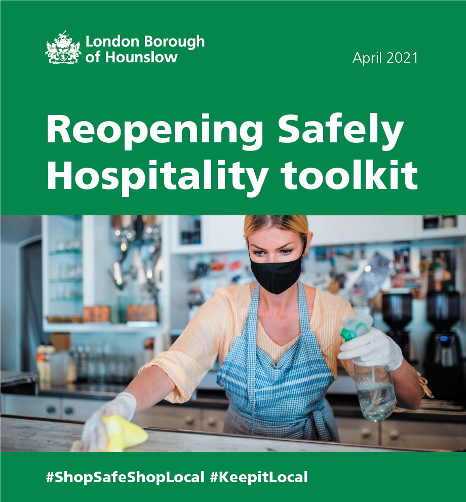 Hounslow reopening safety hospitality tool kit