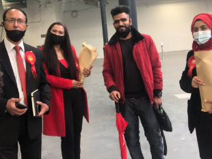 Hounslow Heath and Cranford by-election