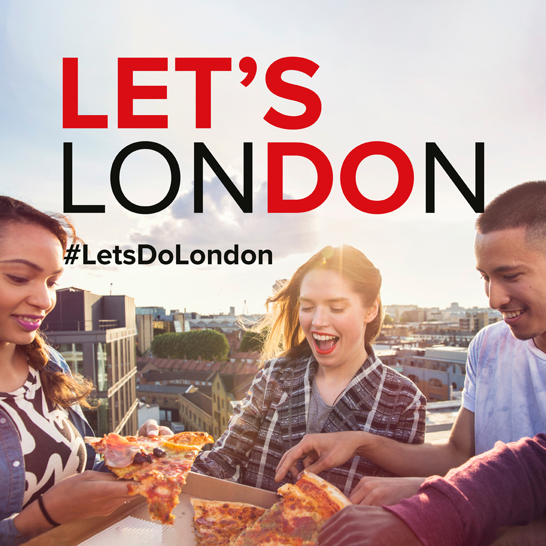 Let's do London - Mayor of London campaign