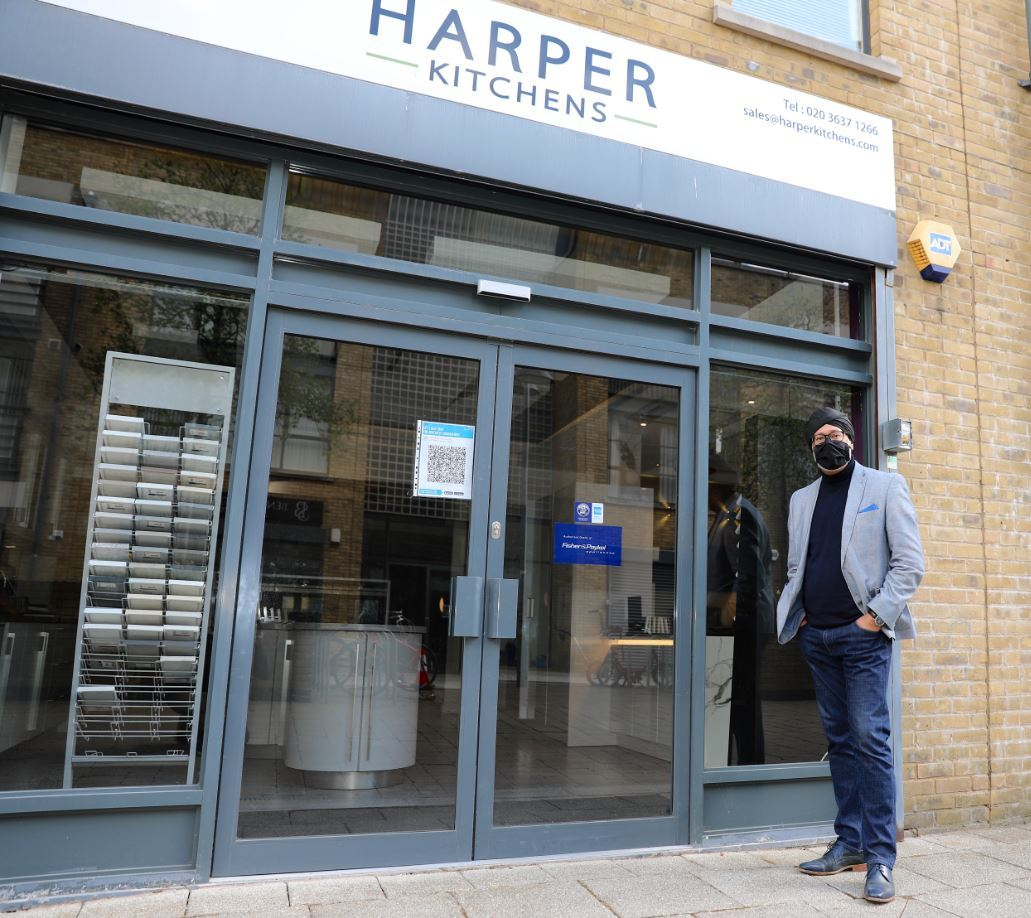 Harper Kitchens