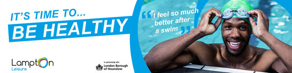 Lampton Leisure - it's time to be healthy with swimming