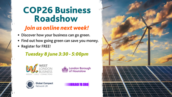 COP26 Business Roadshow
