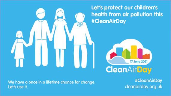 Clean Air Day 17 June 2021