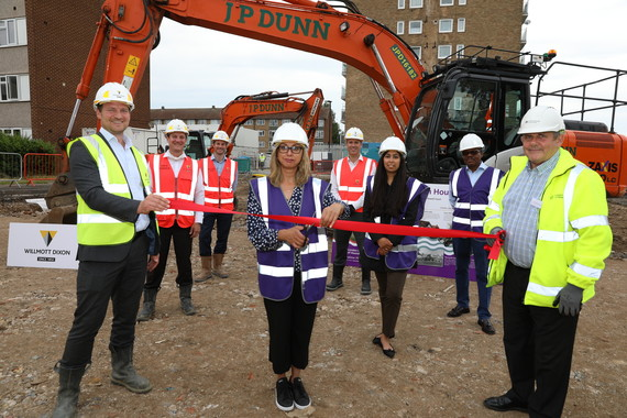 New Council Homes in Feltham