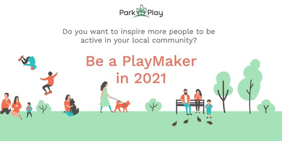 Park Play become a play leader