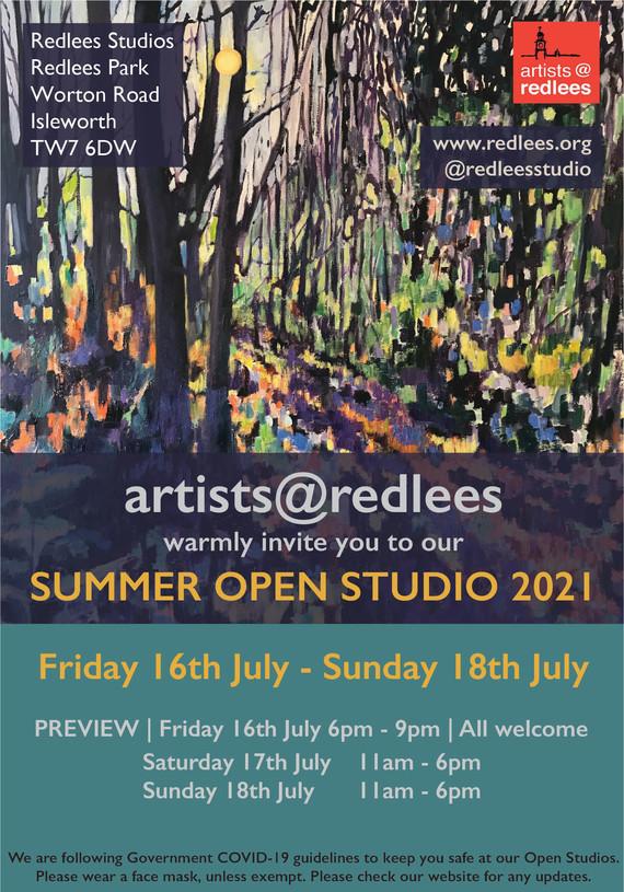 Redlees Studios open event