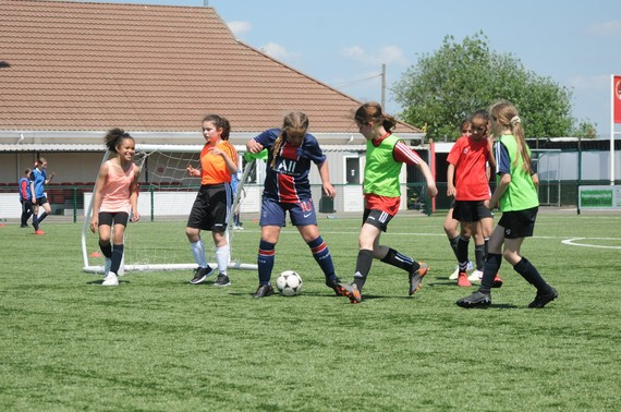 Brentford FC CST girls only football camps
