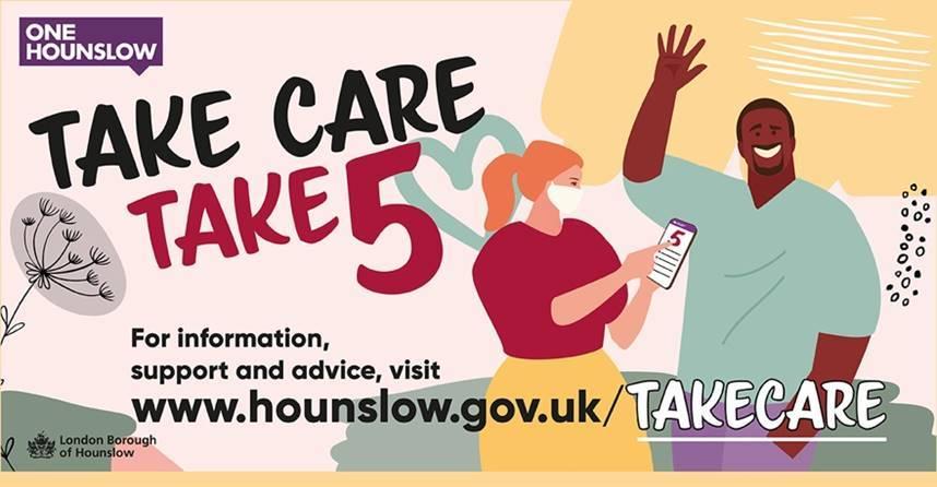 Take Care Take 5
