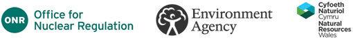 ONR / EA / NRW logos