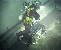 Sizewell divers
