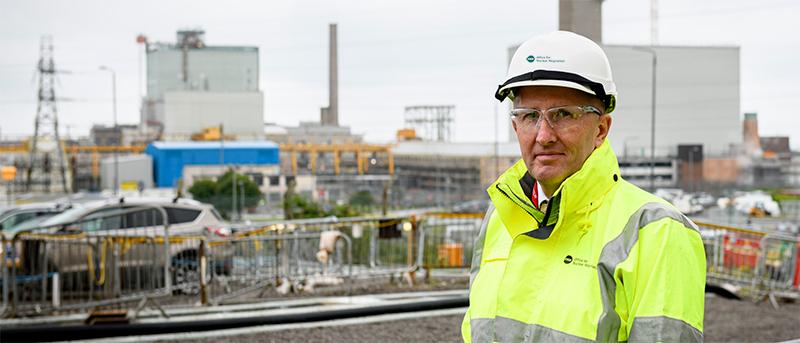Mark Foy at Sellafield