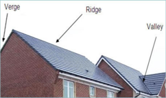 Roof tile silica exposure