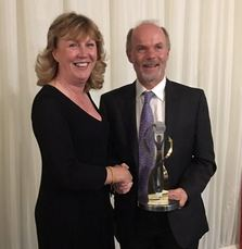 Mike Clayton BSIF Award