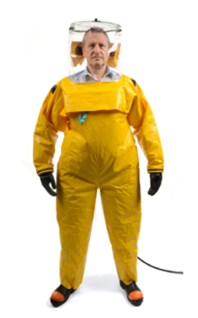 Air-Fed Suit