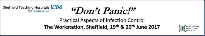 Don't Panic! Practical Aspects of Infection Control
