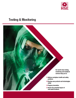 Testing and Monitoring Brochure