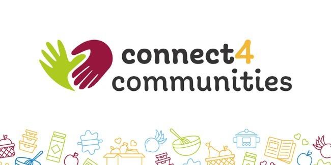 Connect 4 communities