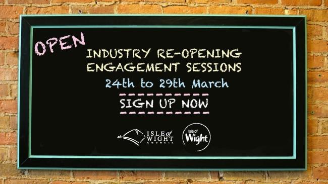 Visit Isle of Wight industry webinars March 2021