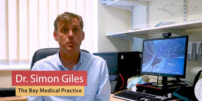 Dr Simon Giles Video