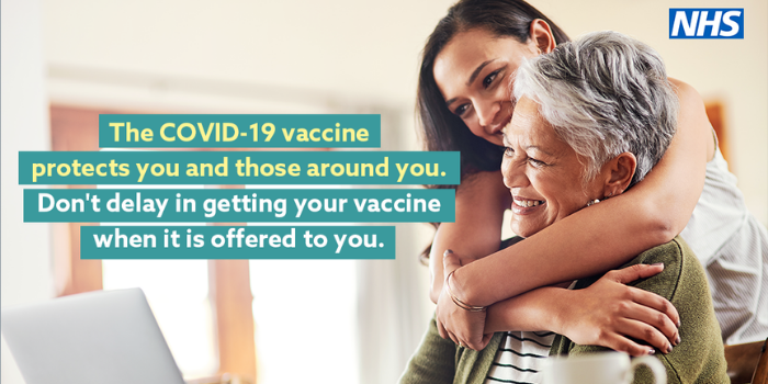 Why get the COVID-19 vaccine