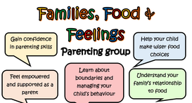 Families, Food and Feelings Parenting Group