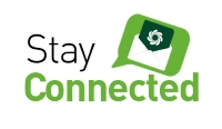 stay connected to updates