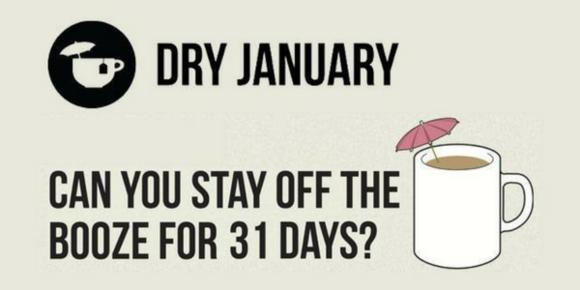 Dry January 2018