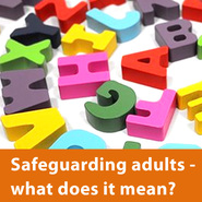 What is safeguarding?