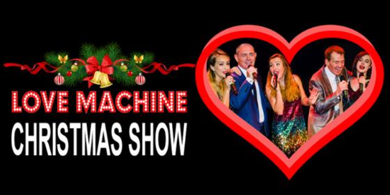 Love Machine Xmas