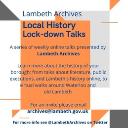 Lambeth Archives