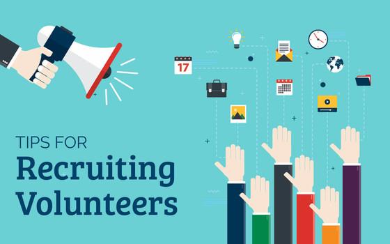 Recurting Volunteers