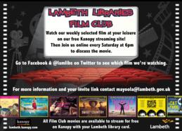 Library Film Club