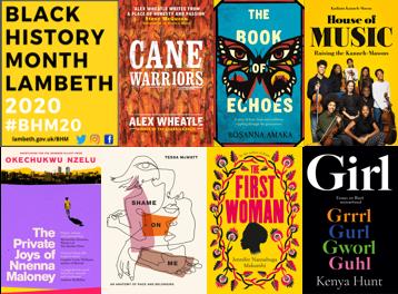 Black History month books