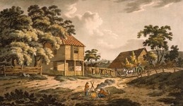 Gipsy house at West Norwood 1803 Lambeth Archives