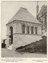 Mortuary chapel at Norwood Cemetery