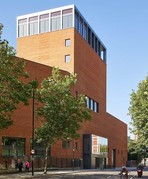 New Lambeth Palace Library building
