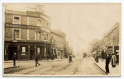 The Plough pub Stockwell old postcard