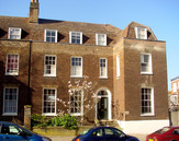 8 Rectory Grove - once the African Academy