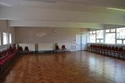 Hacton Lane Hall interior