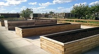Romford Smallholders Society disabled access beds