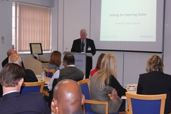 Sustainable Care Havering launch