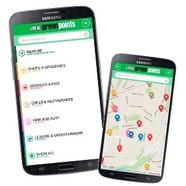 London Green Points app