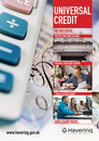 Universal Credit Booklet 2016 front cover