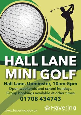 Hall Lane Mini Golf