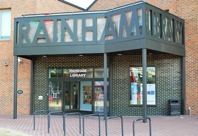 Rainham Library 15 Sep 2016