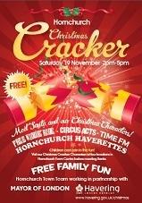 Hornchurch Cracker event