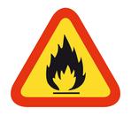 danger flames