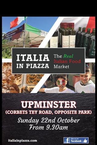 Italian Market Upminster Oct 2017